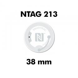 HF BullsEye Wet NXP NTAG213...