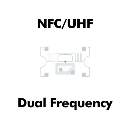 NFC Laundry Tag Ntag213 0.866''
