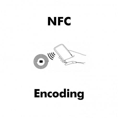 Tarjetas NFC Personalizadas Ntag21x - Offset