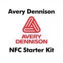 NFC Anti-Metal PVC Stickers - Fully Waterproof