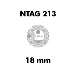 CIRCUS NTAG213 WET CLEAR...