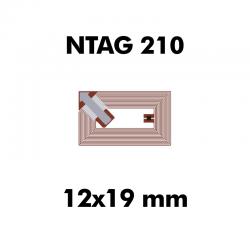 NFC Stickers Ntag213 Ø 1.496''