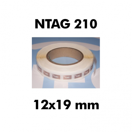 Etiquetas NFC de PVC Ntag213